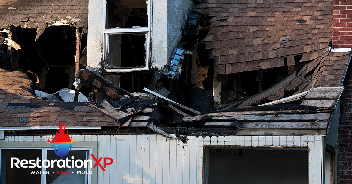 Emergency fire, soot and smoke damage cleanup in Whitesboro, TX