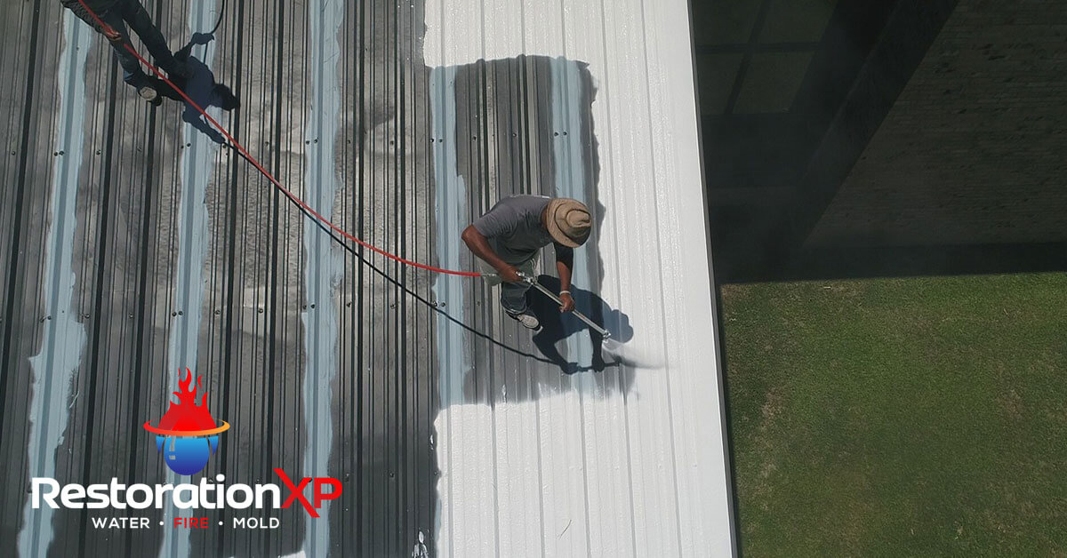 commercial and residential roofing in Denison, TX