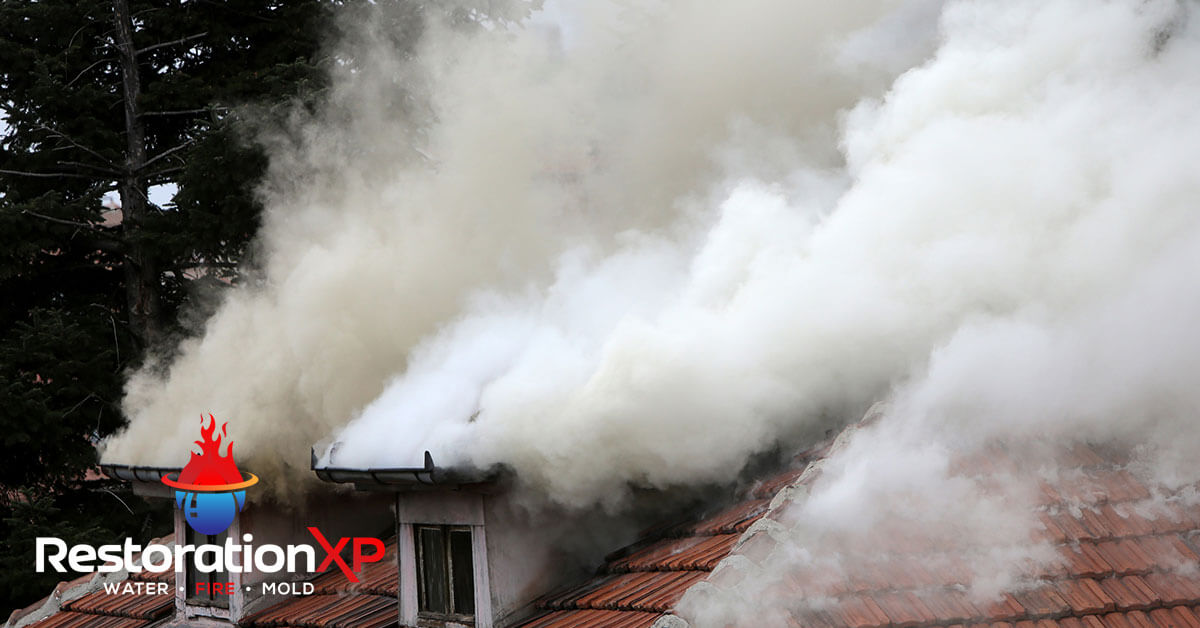 Emergency fire, soot and smoke damage repair in Frisco, TX