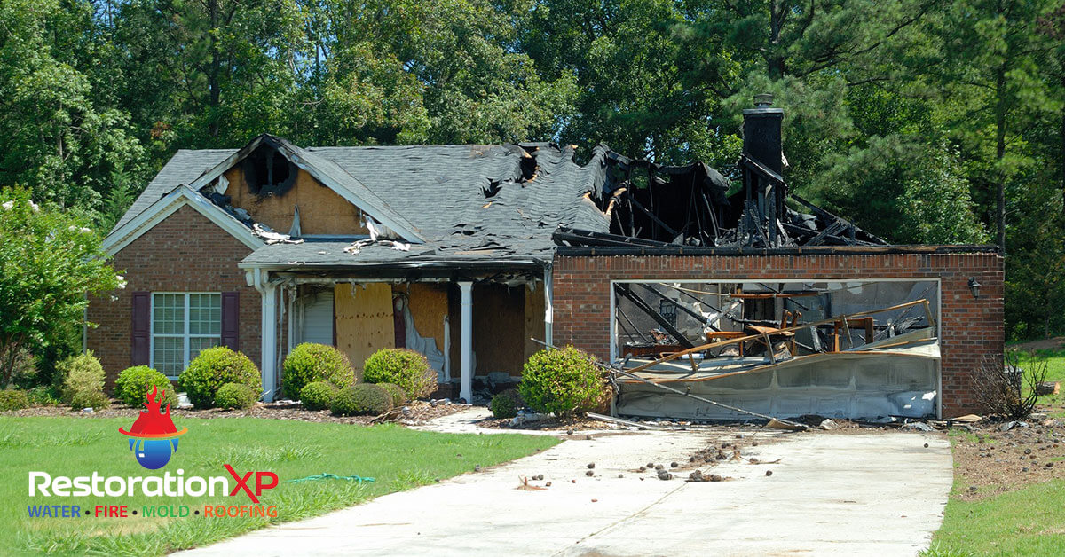 24/7 fire, soot and smoke damage cleanup in Anna, TX