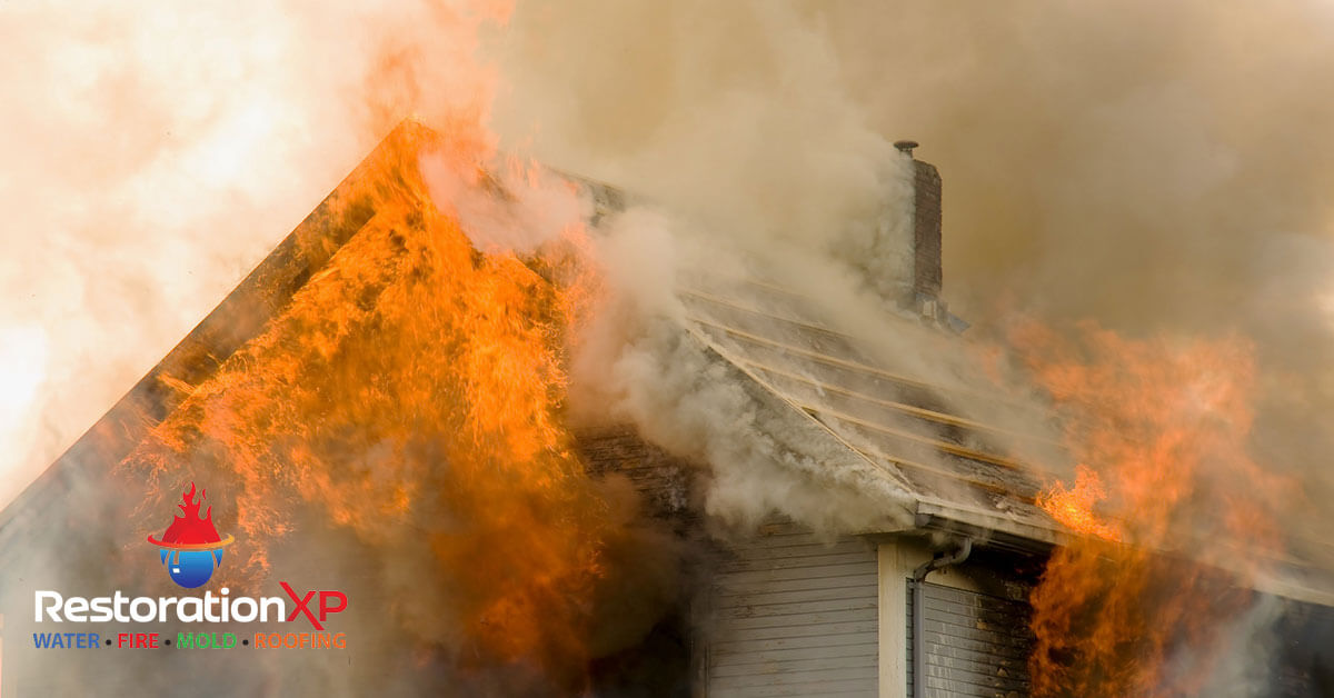 Emergency fire, soot and smoke damage restoration in Sherman, TX