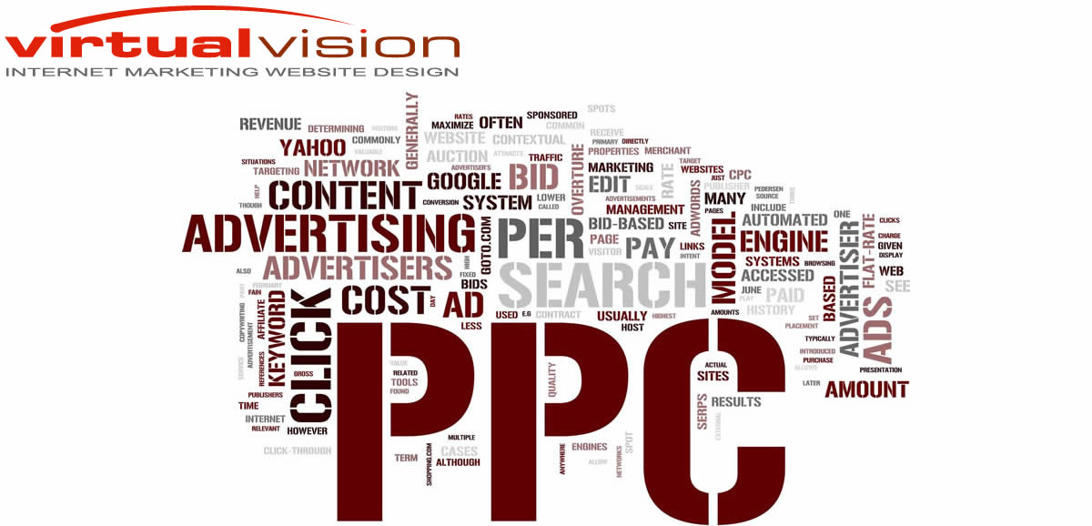 Start Now! Virtual Vision sells proven Pay-Per-Click Marketing Products