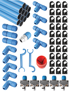 Compressed Air Piping Systems in Milwaukee, WI