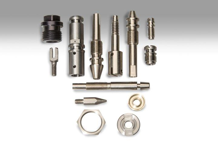 Custom CNC Turned Parts in Rockford, IL