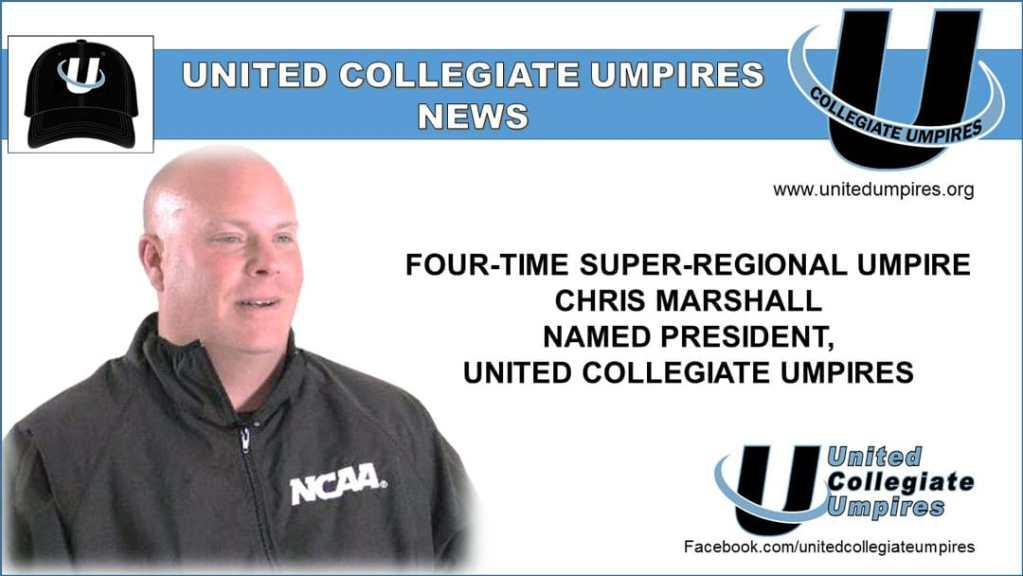 Marshall Named UCU President