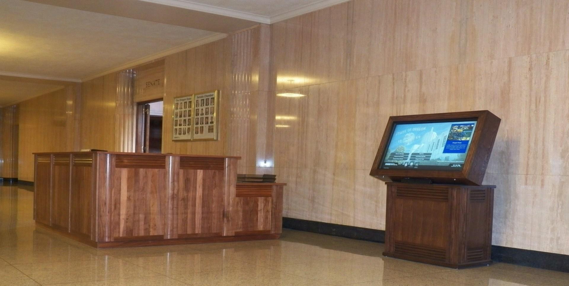 Oregon Capitol Interior