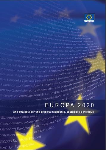 europa 2020 copertina