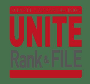 Unite rank and file icon