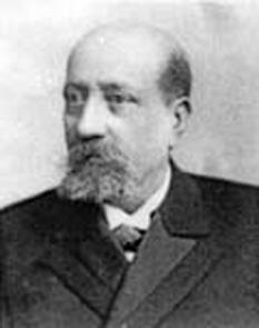 Gheorghe I. Lahovary (n. 1 iunie 1838, Râmnicu Vâlcea - d. 13 iunie 1909, București) a fost un inginer și scriitor român, membru de onoare al Academiei Române (din 1901) - foto - ro.wikipedia.org