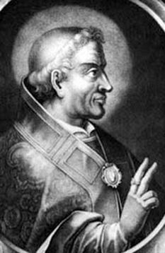 Papa Agapet I a fost Papă al Romei în perioada 13 Mai 535 - 22 Aprilie 536 - foto: ro.wikipedia.org