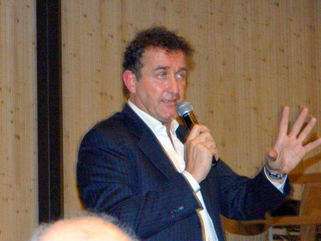Marco Cesati Cassin: Il destino e il potere delle coincidenze - UNITRE Lucerna 2015
