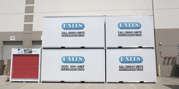 UNITS moving and portable storage in lafayette