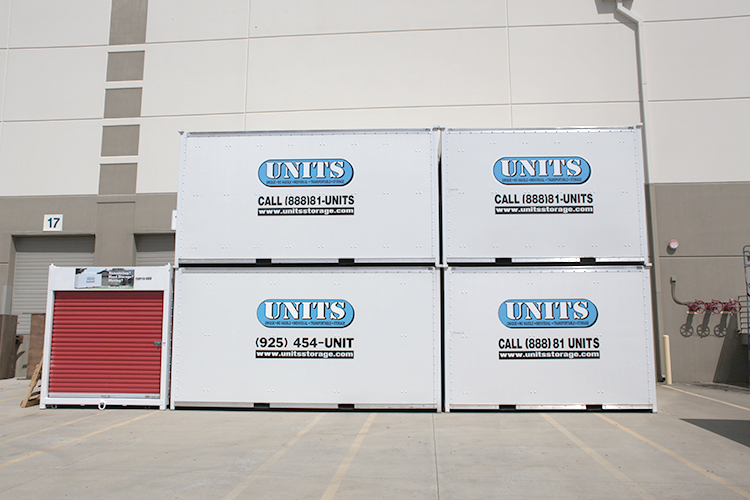 UNITS moving and portable storage in lafayette & Portable Storage in Lafayette | UNITS Moving and Portable Storage
