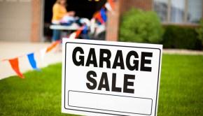 image of garage sale in livermore, CA