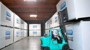 UNITS Storage Warehouse for Portable Storage Containers