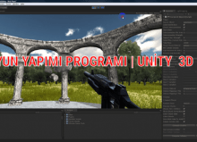 Oyun Yapımı Programı Unity 3D