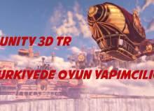 Türkiyede oyun yapımcılığı