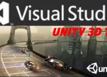 Unity 3d Visual studio entegrasyonu