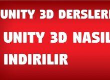 unity 3d indir