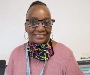 Mrs. Hardieway, Grade 5 teacher