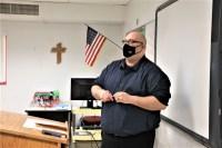 Picture of Mr. Joseph Stock, Grade 7 teacher