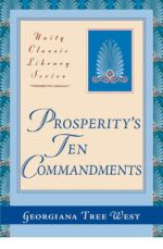 Prosperity's Ten Commandments