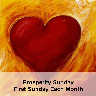 Prosperity Sunday