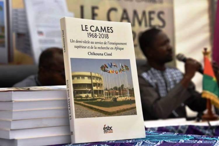 L'ouvrage publié sur les 50 ans du CAMES