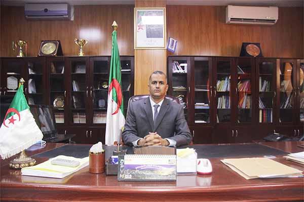 تنصيب الأستاذ الدكتور إلياس بن ساسي مديرا لجامعة غرداية