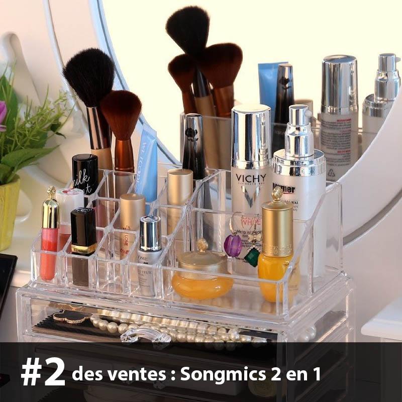 Rangement maquillage : quel organisateur choisir?