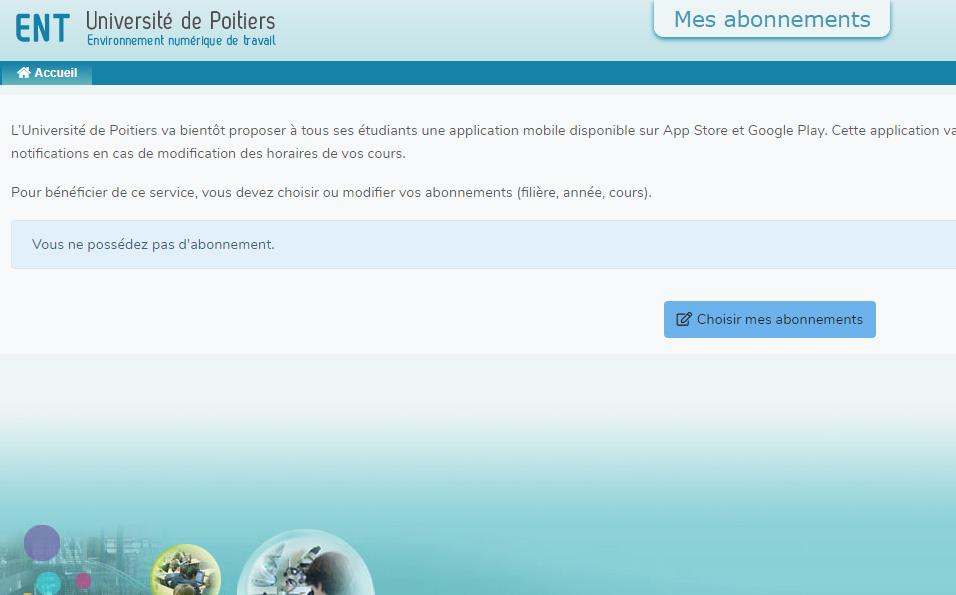 application univpoitiers universite