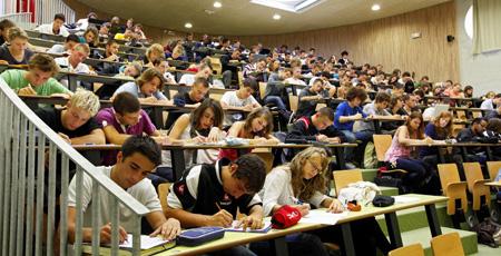 sélection Université