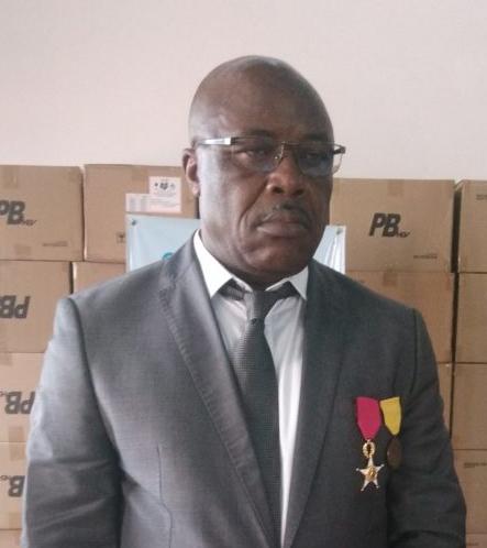 Pr. Roger Mevoungou Nsana