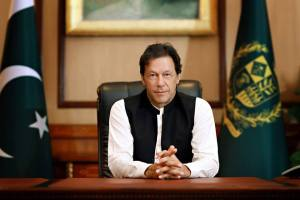 Prime Minister Imran Khan Waiting for your WhatsApp Message