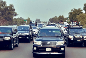 Maryam Nawaz's car passed without paying Toll Tax
