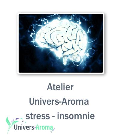 Huiles essentielles, stress et insomnie