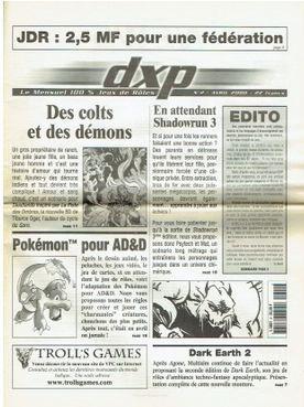 DXP version papier