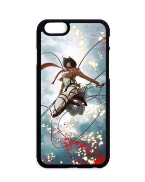 Coque Attack On Titan Mikasa