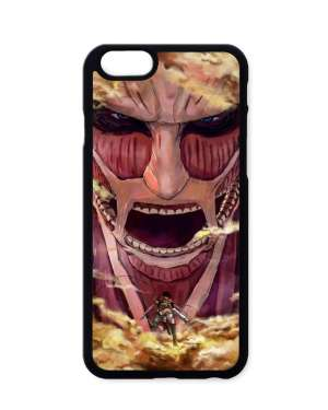 Coque Attack On Titan Rivaille Colossal Titan