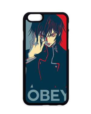 Coque Code Geass Lelouch Obey