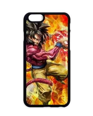 Coque Dragon Ball GT Goku SS4 Fire