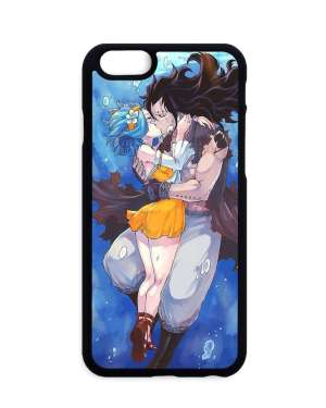 Coque Fairy Tail Gajeel X Levy