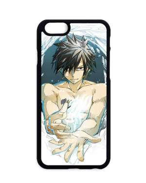 Coque Fairy Tail Gray Power