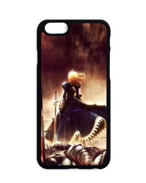 Coque Fate Stay Night Saber Arthur War