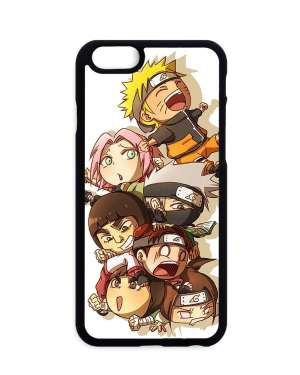 Coque Naruto Chibi Characters