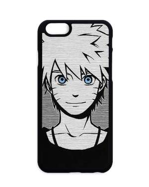 Coque Naruto Drawing Style