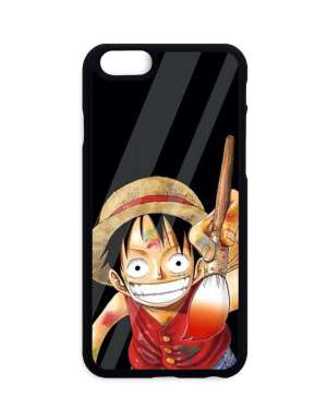Coque One Piece Luffy painting