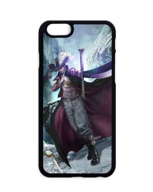 Coque One Piece Mihawk Attack