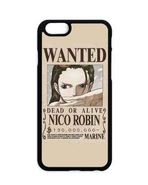 Coque One Piece Robin Wanted