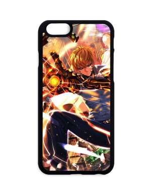 Coque One Punch Genos Attack